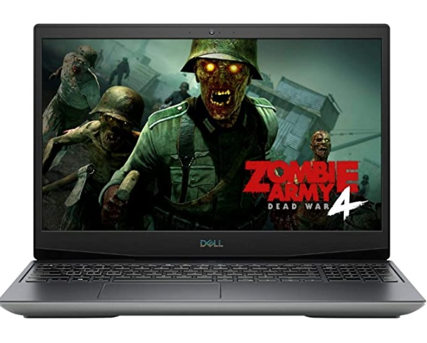 Dell G5 5505-best high-speed gaming laptop for Warzone