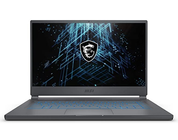 MSI Stealth 15M-best price gaming laptop for Warzone