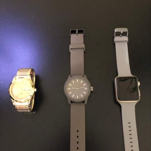 Which watch should i wear to my interview? ik it has nothing to do with the whole school thing.